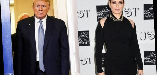 Debra Messing Insists She's LGBTQ Ally Amid Backlash for Hoping Trump Is Raped in Prison