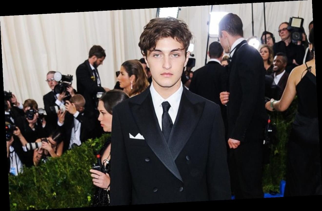 Anwar Hadid Insists He's Not 'Anti Vax' After Saying No to Covid-19 Vaccine