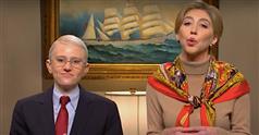 'Saturday Night Live' Sends Up Fauci and Covid-19 Vaccine Rollout
