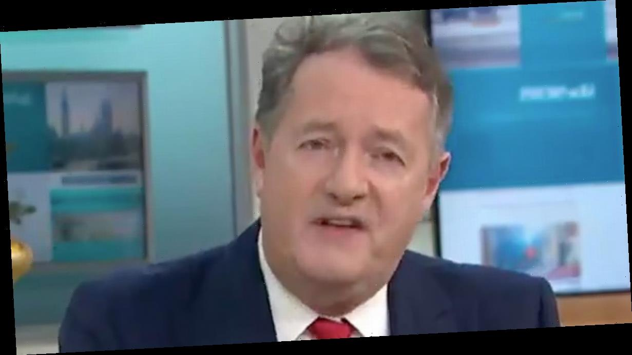 Piers Morgan slams 'cringe' Meghan and Harry for excluding dads from new website
