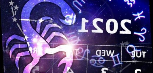 Scorpio 2021 horoscope – what's in store for your star sign this year?