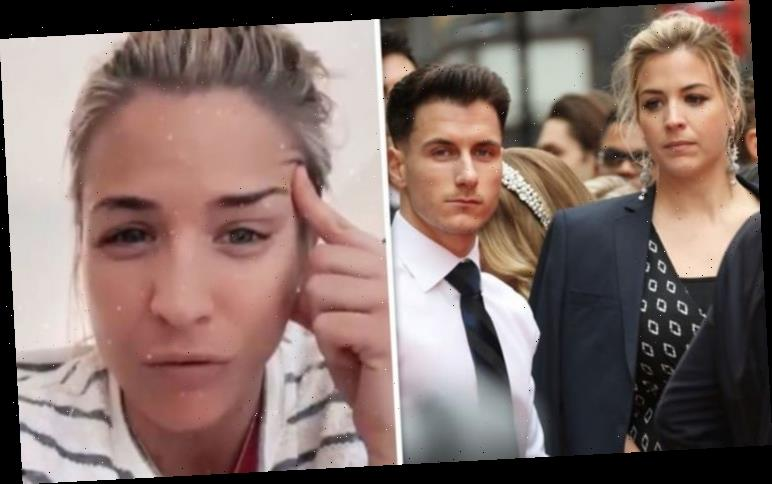 Gemma Atkinson issues plea for help as she exclaims 'Don't know what to do with them'