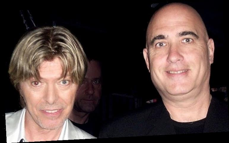 David Bowie's piano man Mike Garson revisits moment he knew he'd never speak to star again
