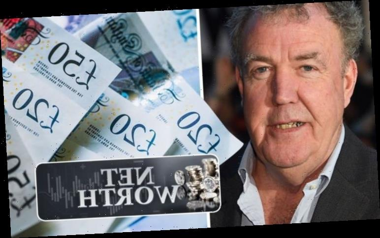 Jeremy Clarkson net worth: How Who Wants to Be a Millionaire? host made his huge fortune
