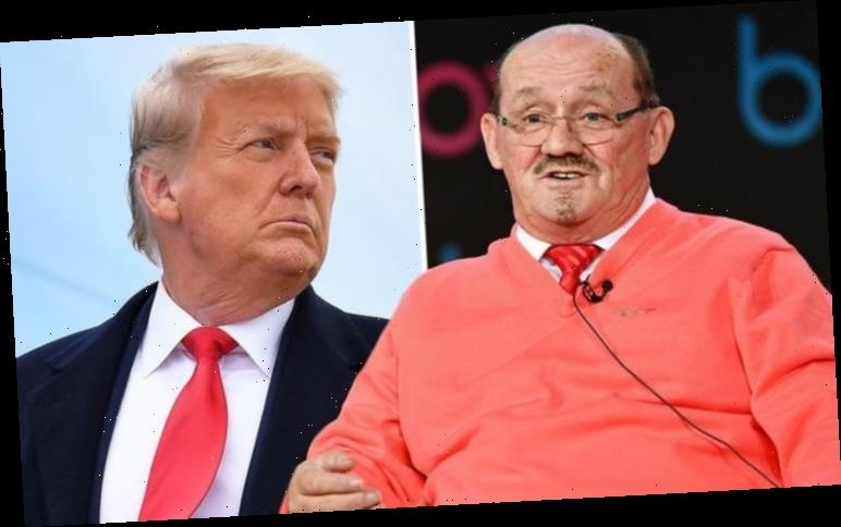 Mrs Brown's Boys' Brendan O'Carroll talks battle with sleepless nights after Trump news