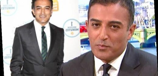 Adil Ray wife: Lingo host, 46, addresses dating in lockdown 'Been single for a long time'