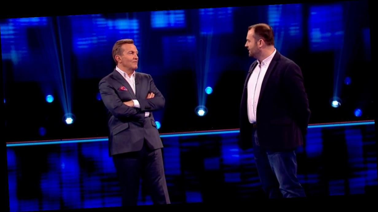 Beat the Chasers host Bradley Walsh stunned as contestant talks engagement plans