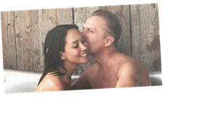 Myleene Klass' racy sex life with Simon Motson from X-rated notes to naked snaps