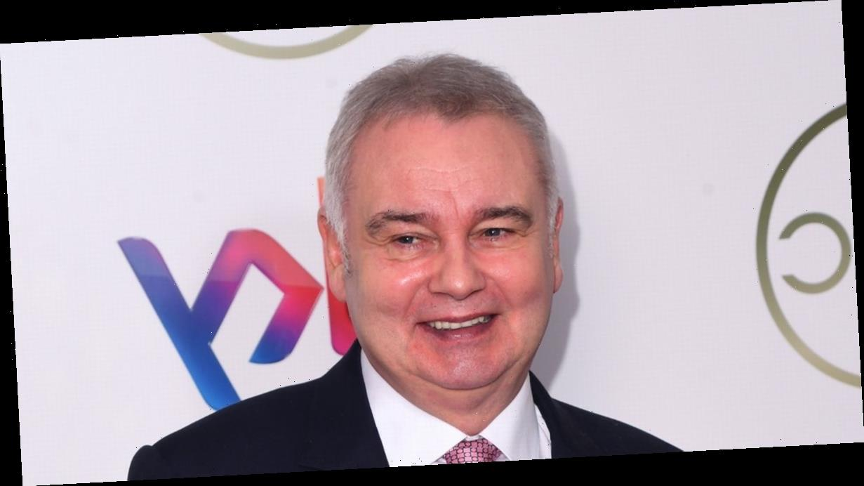 Eamonn Holmes sends fans wild as he poses with lookalike younger brother