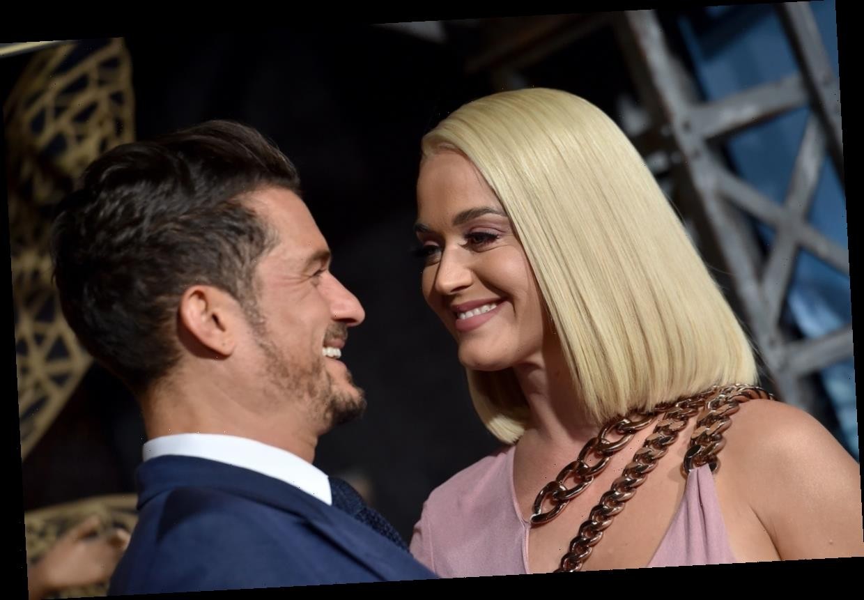Orlando Bloom's Instagram After Katy Perry's Inauguration Performance Was A Tear-Jerker