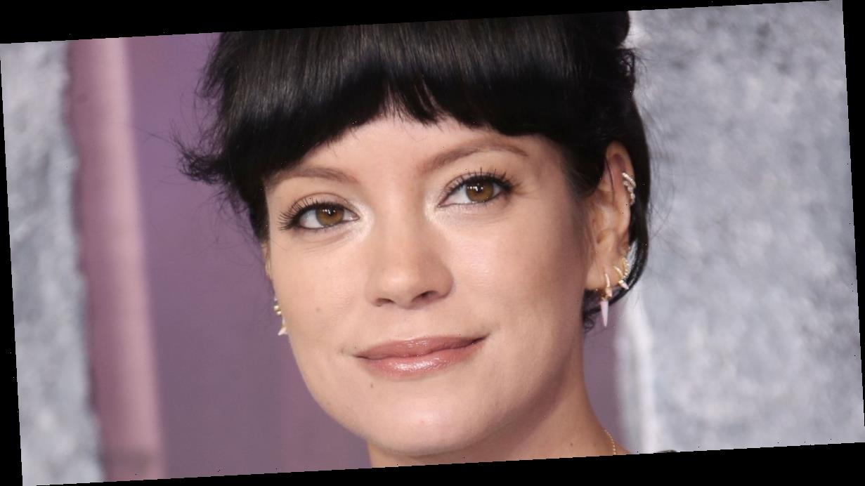 Lily Allen admits she was addicted to drugs while on tour with Miley Cyrus and considered trying heroin