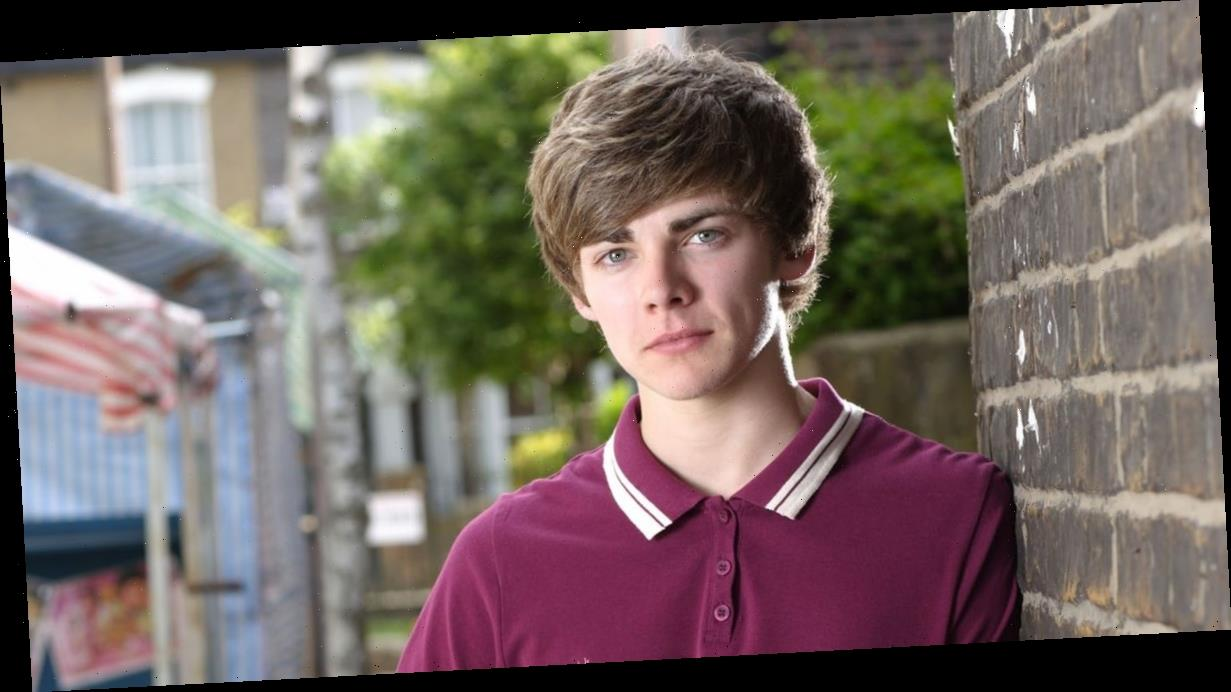 Ex EastEnders Peter Beale actor Thomas Law looks unrecognisable in new TV drama role