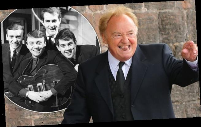 Gerry Marsden dies age 78
