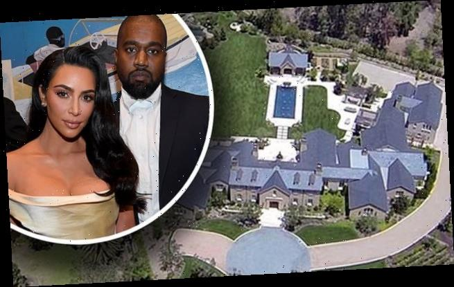 Kim Kardashian and Kanye West are 'BOTH fighting to keep $60m mansion'