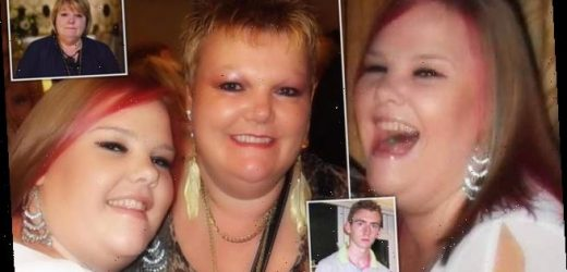 Mother reveals her murdered daughter's desperate plea to say goodbye