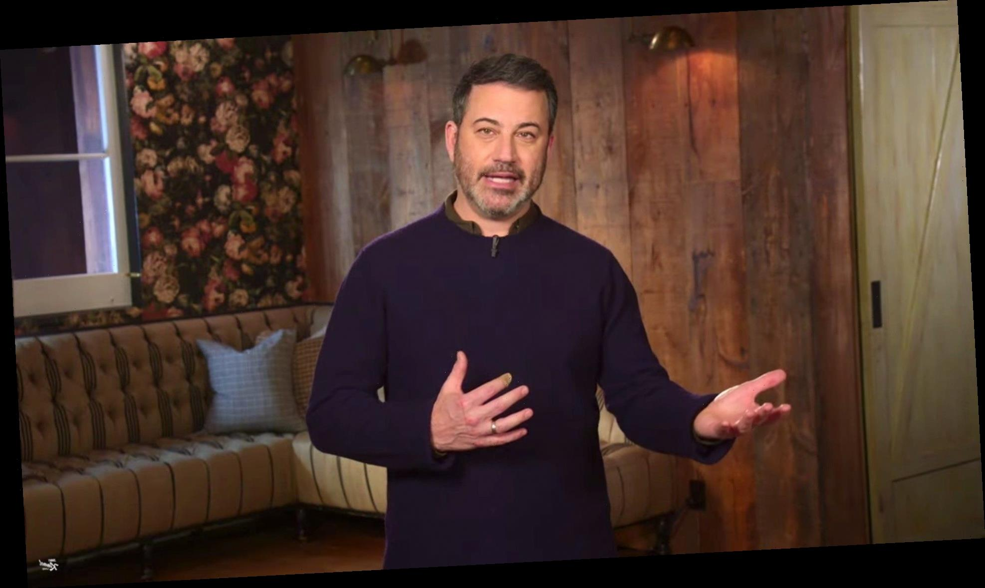 Jimmy Kimmel Calls Out Trump's 'Scumbag' Enablers By Name In Scathing Monologue