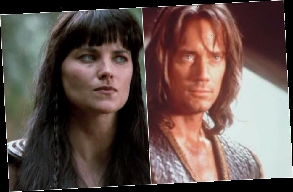 'Xena' Star Lucy Lawless Smacks Down Kevin Sorbo's Right-Wing Conspiracy Theory
