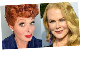 Nicole Kidman Cast As Lucille Ball And Now Debra Messing Would Like A Word