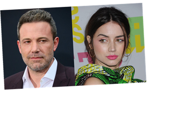 Life-Size Ana De Armas Cutout Dumped In Ben Affleck's Trash After She Dumps Him