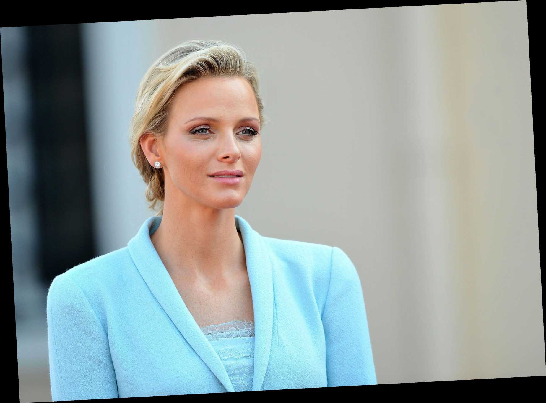 Princess Charlene Defends New Buzzcut Hairstyle: 'It Was My Decision'