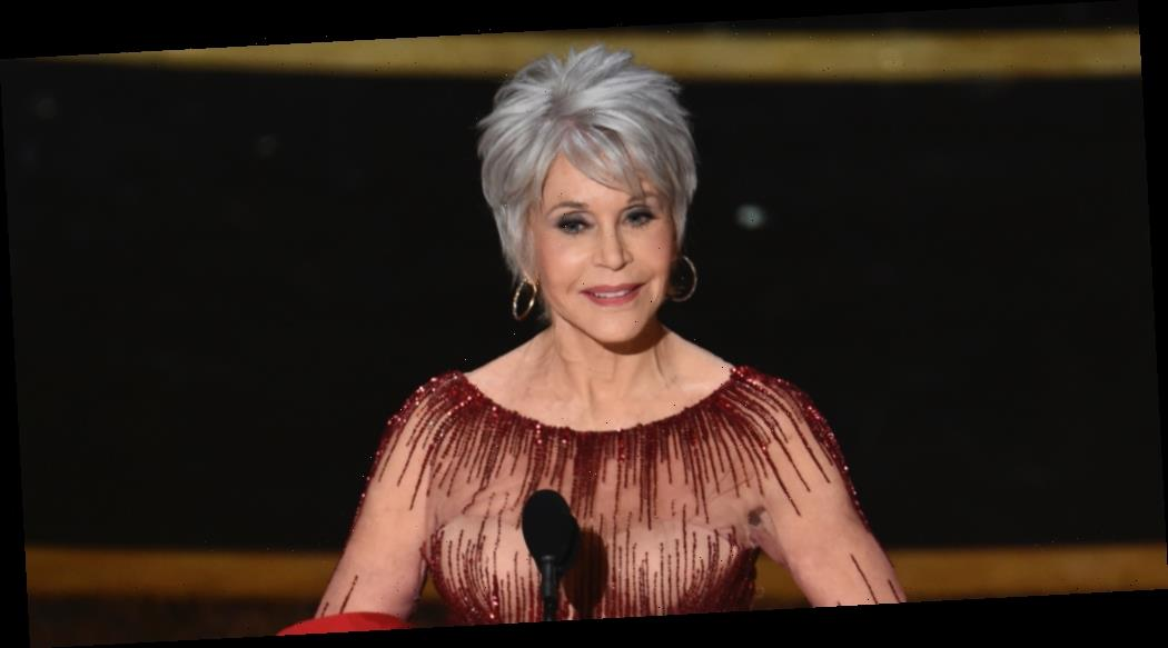 Jane Fonda To Receive Golden Globes' 2021 Cecil B. de Mille Award For Hollywood Impact