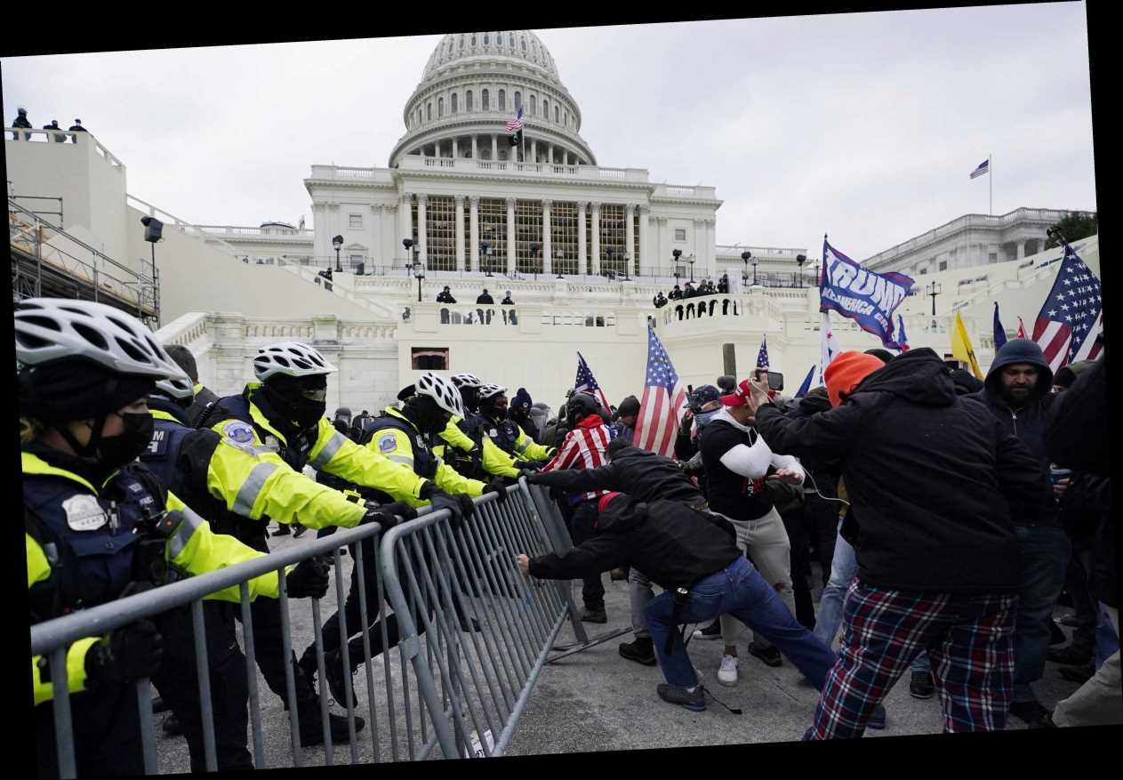 Pro-Trump Rioters Breach U.S. Capitol Building in Unprecedented Attack on Rule of Law
