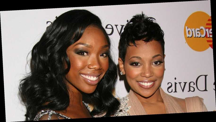 Brandy: I Was 'Really Happy' to Reunite With Monica for Verzuz Battle