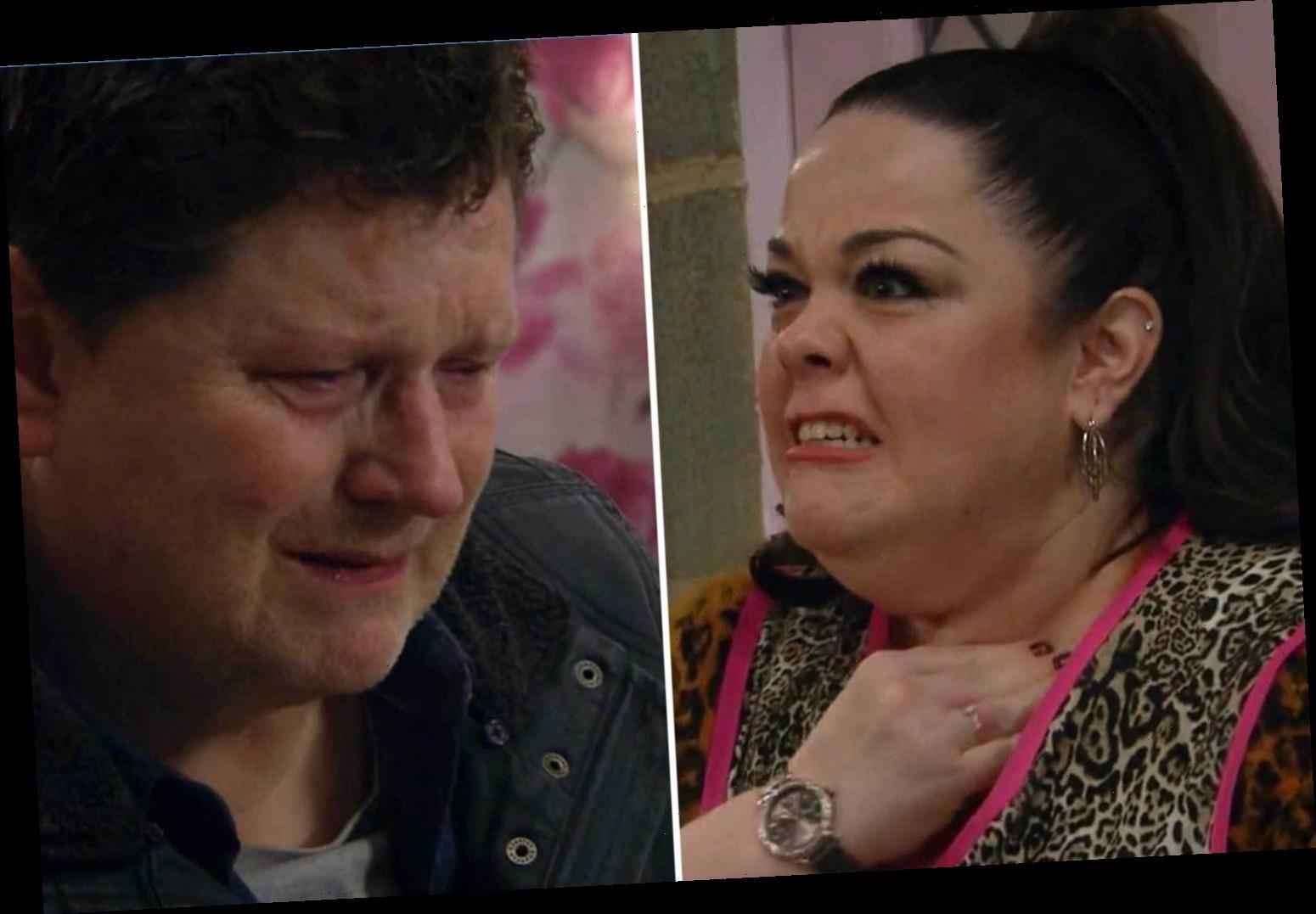 Emmerdale heartbreak for Mandy Dingle as she discovers Paul is gambling again
