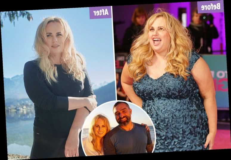 Rebel Wilson reveals she put on four stone in one year before lifestyle makeover that helped her get to 12 stone
