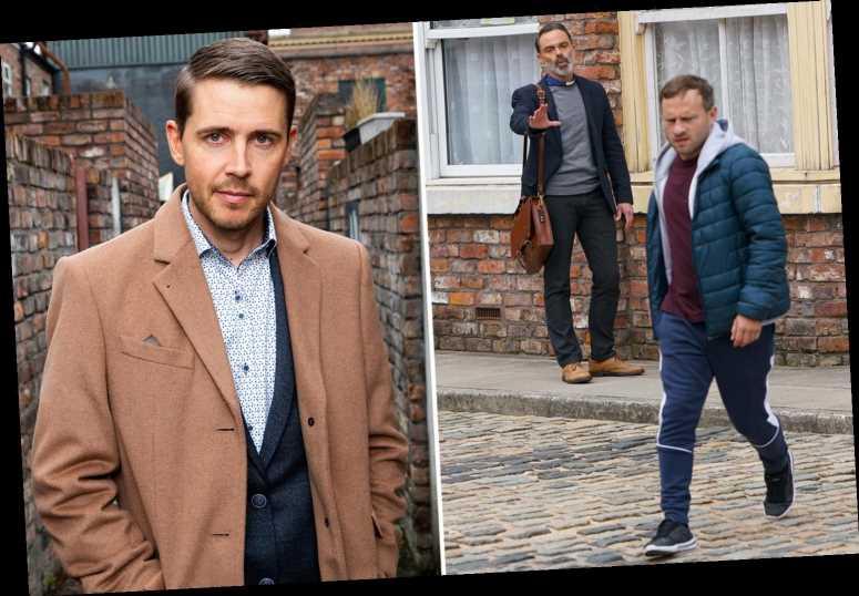 Coronation Street's Paul Foreman star hints at tragic split from Billy Mayhew after Todd Grimshaw's evil scheme