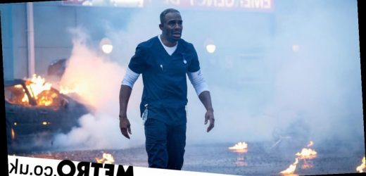 Spoilers: Charles Venn reveals all on huge suicide bomber episode in Casualty