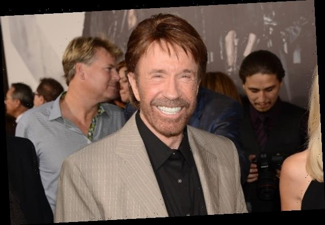 Chuck Norris' Manager Insists 'Walker, Texas Ranger' Star Wasn't at Capitol Riot