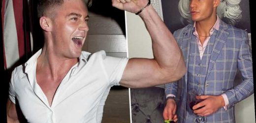 Geordie Shore's bankrupt Scotty T banned from running a business after blowing £147k of company cash on party lifestyle