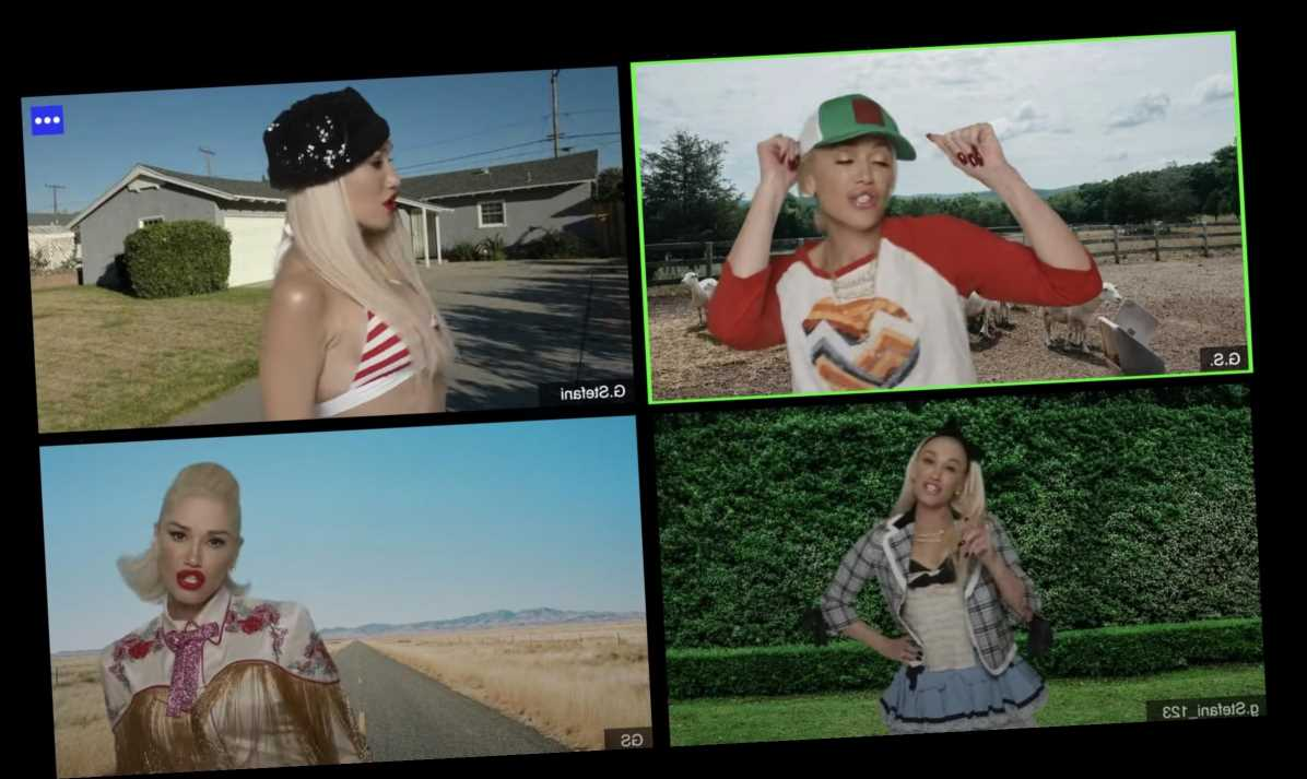 See Gwen Stefani's Nostalgic 'Let Me Reintroduce Myself' Video
