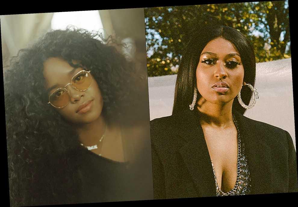 Jazmine Sullivan Recruits H.E.R. for New Song 'Girl Like Me'