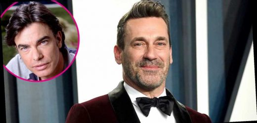 OMG! Jon Hamm Almost Played Sandy Cohen on 'The O.C.'