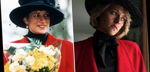 Kristen Stewart looks uncannily like Princess Diana in new Spencer promo pic