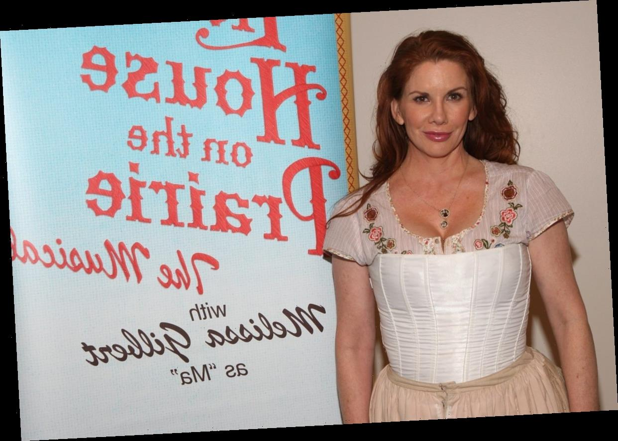 'Little House on the Prairie': Why Melissa Gilbert's Breasts Couldn't Be 'Smaller Than a B Cup'