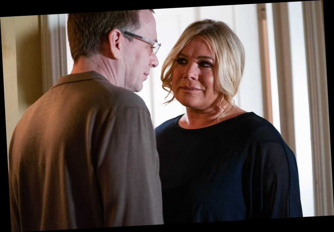EastEnders – Does Sharon Watts kill Ian Beale?