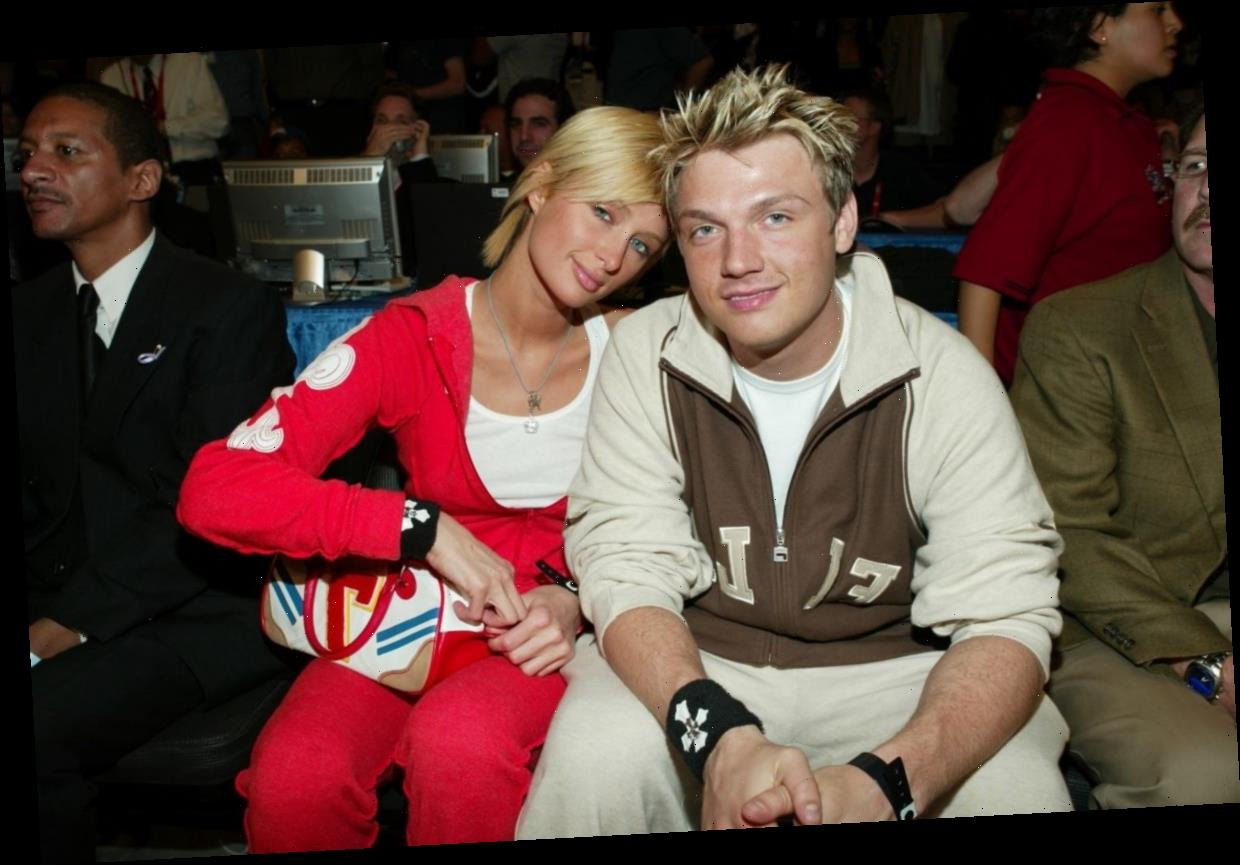 Nick Carter of Backstreet Boys Got His Paris Hilton Tattoo Just 3 Week Before They Broke up