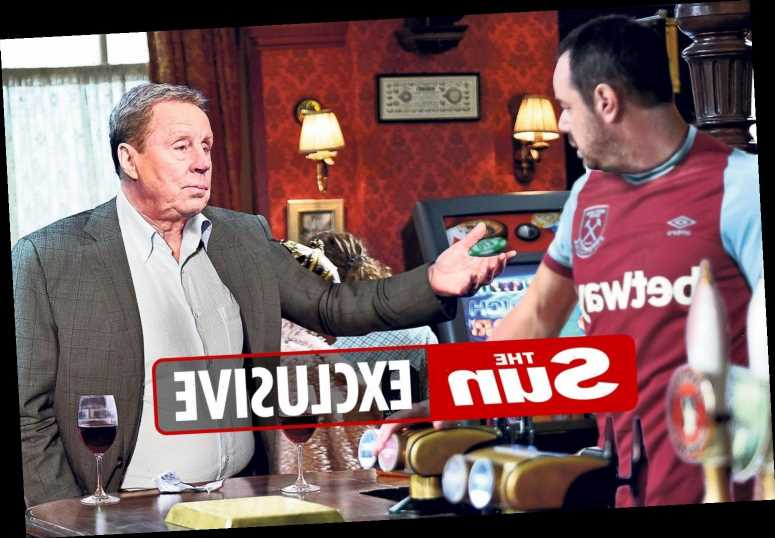 Harry Redknapp urges EastEnders bosses to give him role as Mick Carter's sidekick
