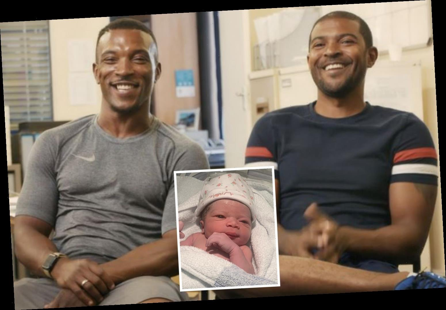 Bulletproof's Noel Clarke takes swipe at co-star Ashley Walters for becoming a grandad aged 38