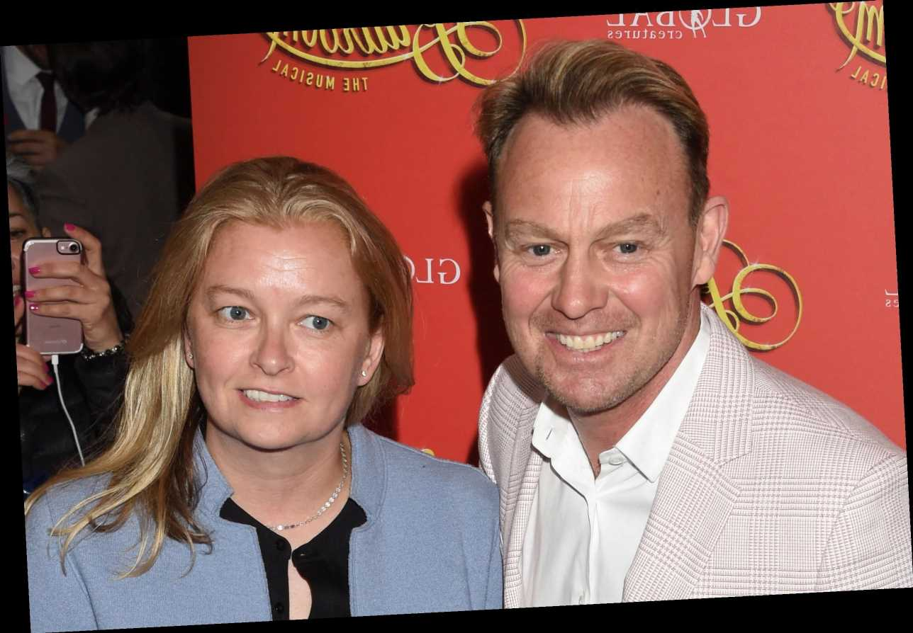 Dancing On Ice's Jason Donovan's cocaine addiction left him 'addicted to porn' as he credits wife for 'saving him'