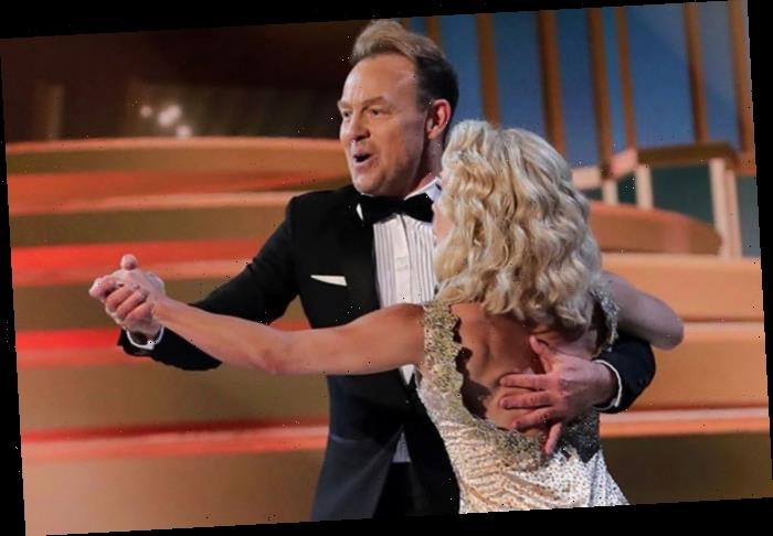 Jason Donovan risks Dancing On Ice boss's fury after refusing to do 'dangerous' show moves as he's terrified of injuries