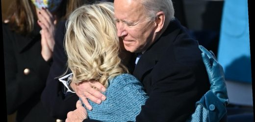 Joe Biden's Inauguration Day Instagram For Jill Biden Is So Romantic
