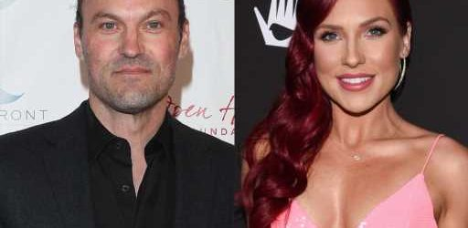 Sharna Burgess Won't Confirm Her Relationship Status With Brian Austin Green