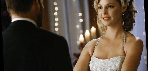 "Katherine Heigl Calls Alex and Izzie's 'Grey's Anatomy' Reunion an ""Asshole Move"""