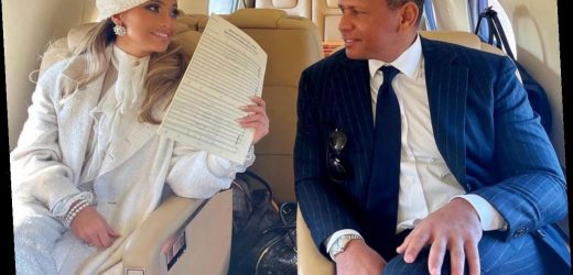 Alex Rodriguez Raves About Fiancée Jennifer Lopez's Inauguration Performance: 'Such an Iconic Moment'