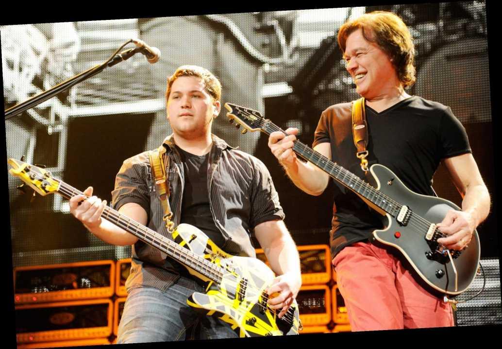 Eddie Van Halen's Son Wolf Says He's 'Been Doing My Best to Hold It Together' on Rocker's Birthday