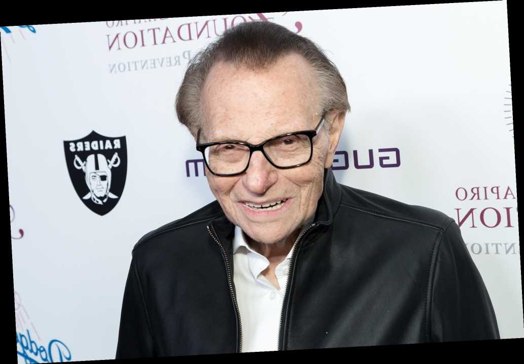 Craig Ferguson, Andy Cohen and More Celebs Pay Tribute to Larry King: 'There Was No One Else Like You'